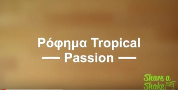 Herbalife share a shake - tropical passion